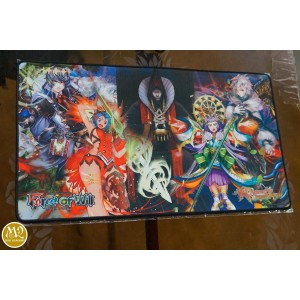 Bàn đấu bài Playmat: Force of Will Return of the Dragon Emperor Playmat
